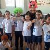2ºs anos - Fund. I: Semana da Criança - Dia do Cabelo Maluco e Brincadeiras