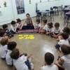 """1ºs períodos - Ed. Infantil: Projeto """"Espelho... espelho meu, como estou? (atividade 01)"""