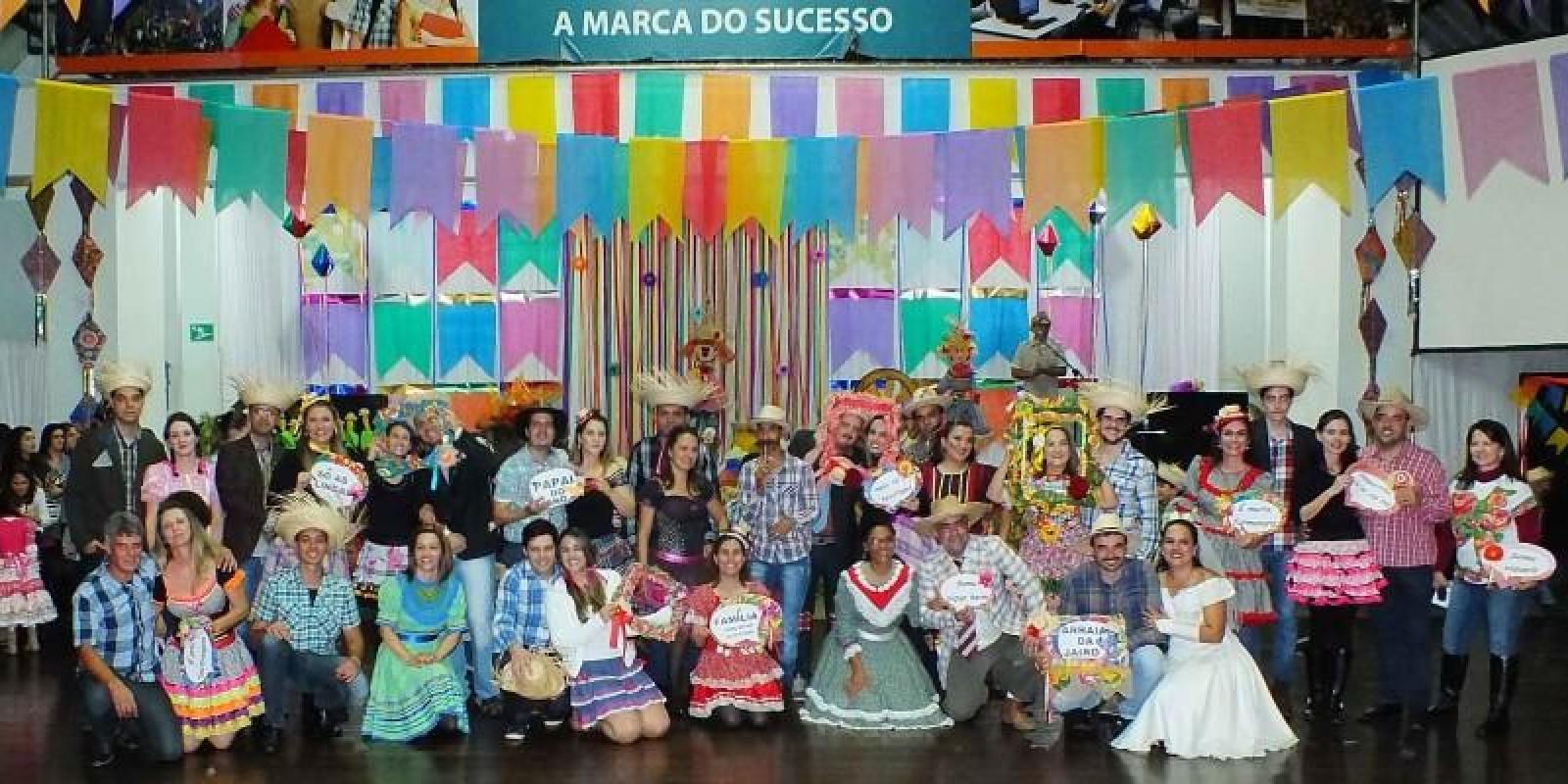 Festa Junina da Escola Prof. Jairo Grossi