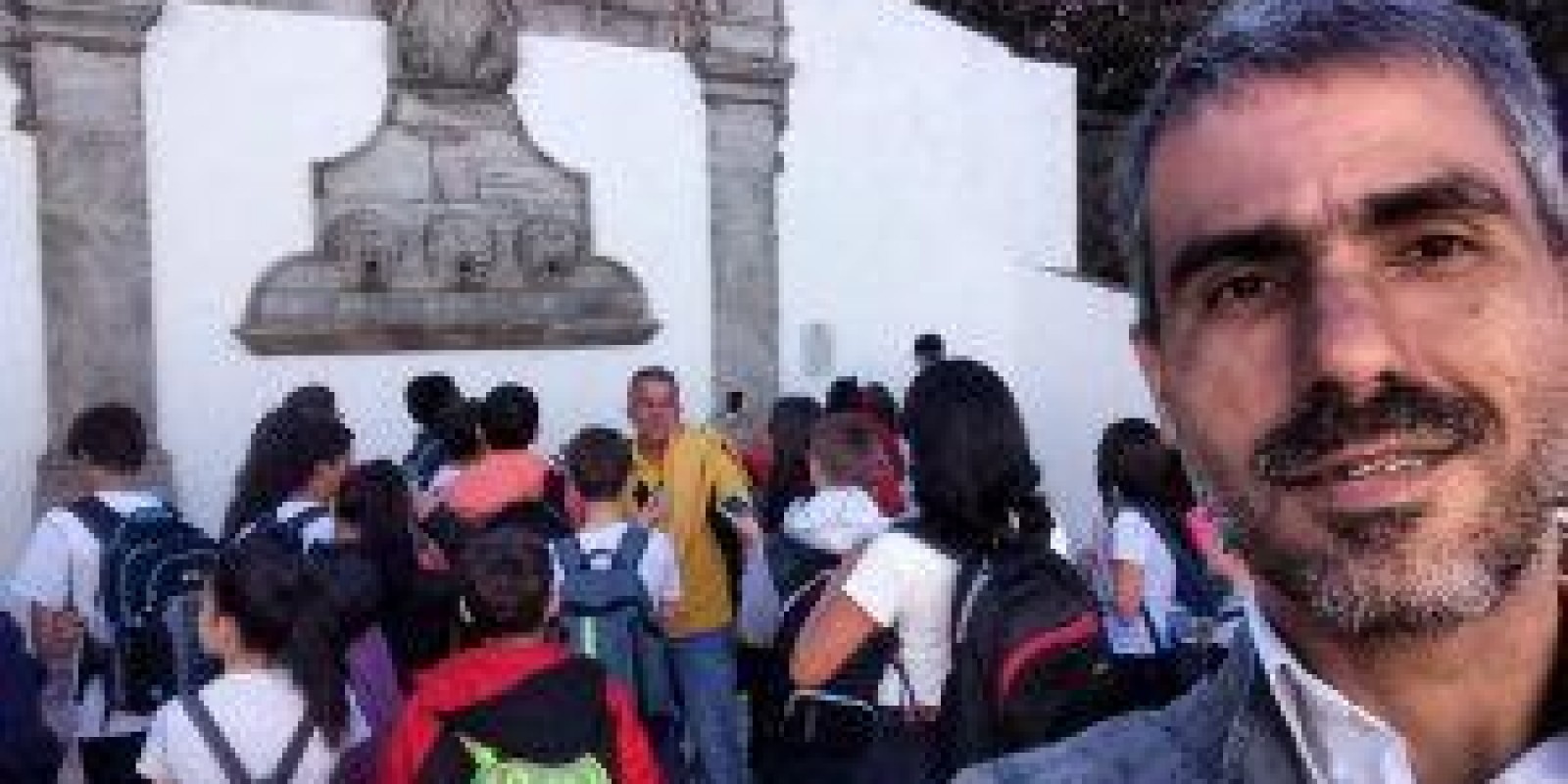 Alunos da Escola Jairo Grossi fazem trabalho de campo em Ouro Preto