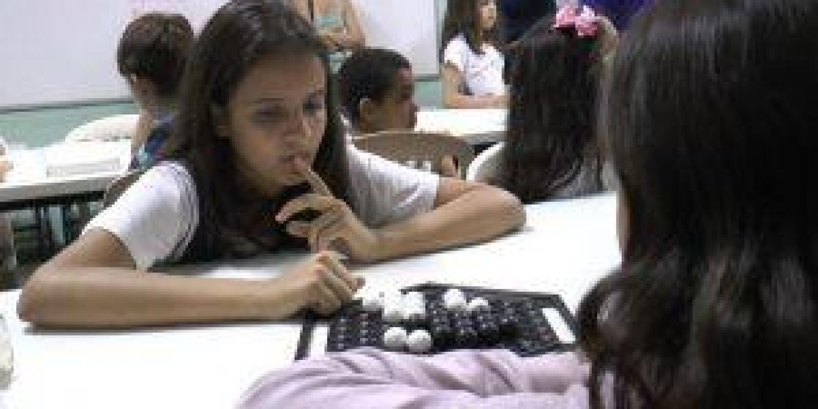 Escola Jairo Grossi encerra Olimpíada interna