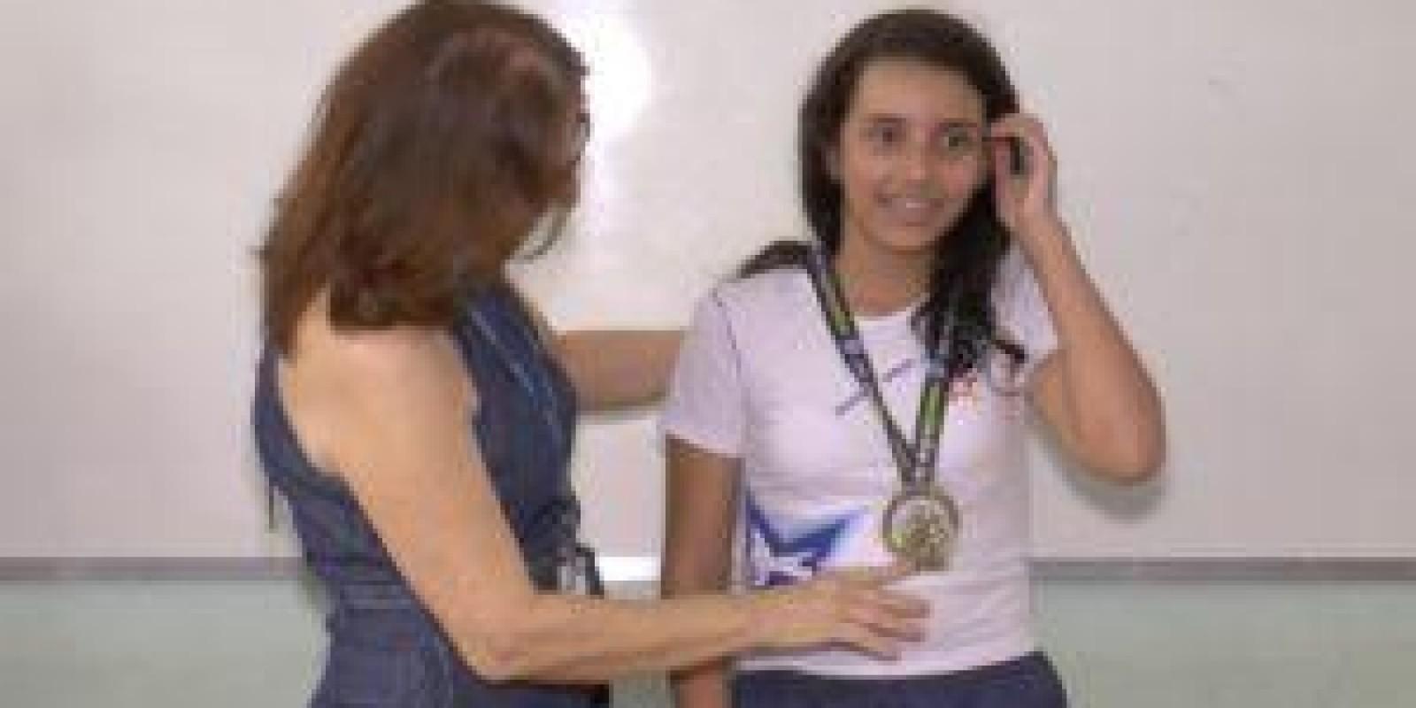 Estudante de Caratinga fica em terceiro lugar na Maratona ENEM