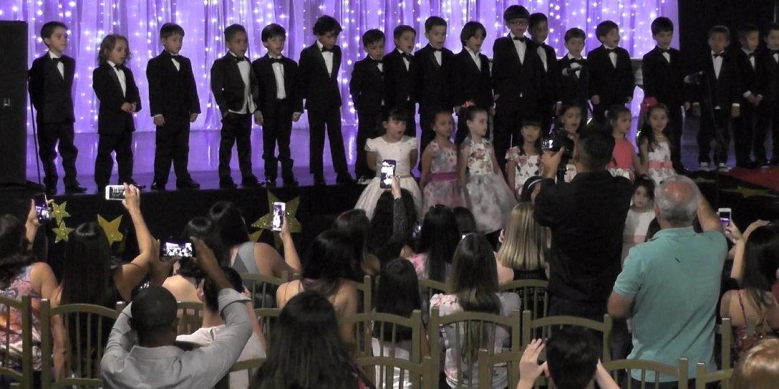 Educação Infantil encerra ano letivo com evento especial