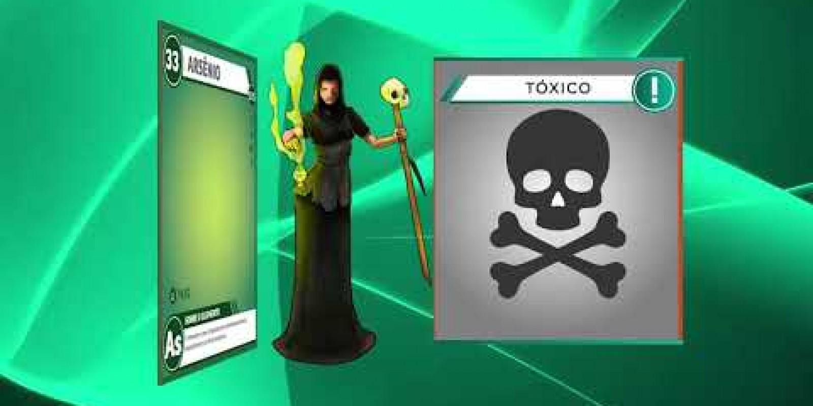 Série Chemical Heroes - Grupo 15