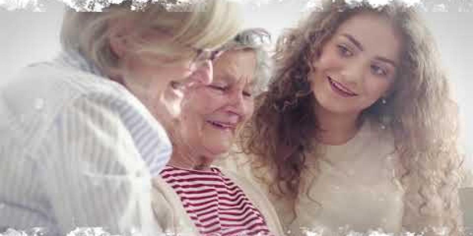 Vídeo Homenagem Dia das Mães
