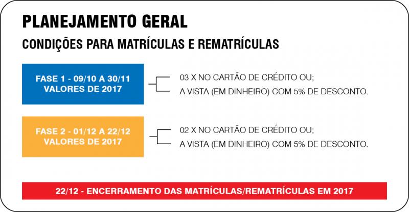 Rematriculas 2018